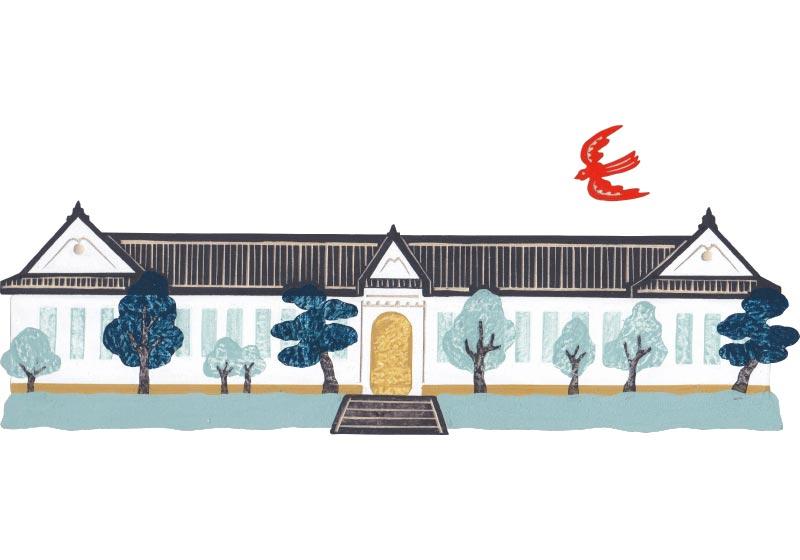 上野高校明治校舎